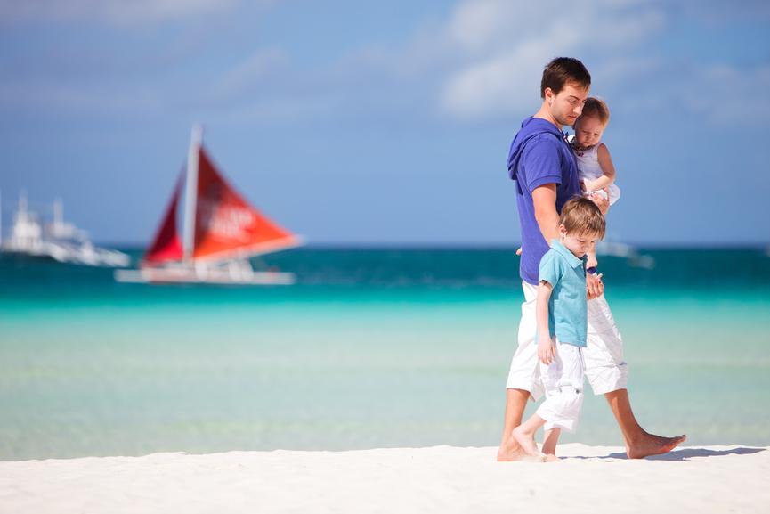 boracay family vacation